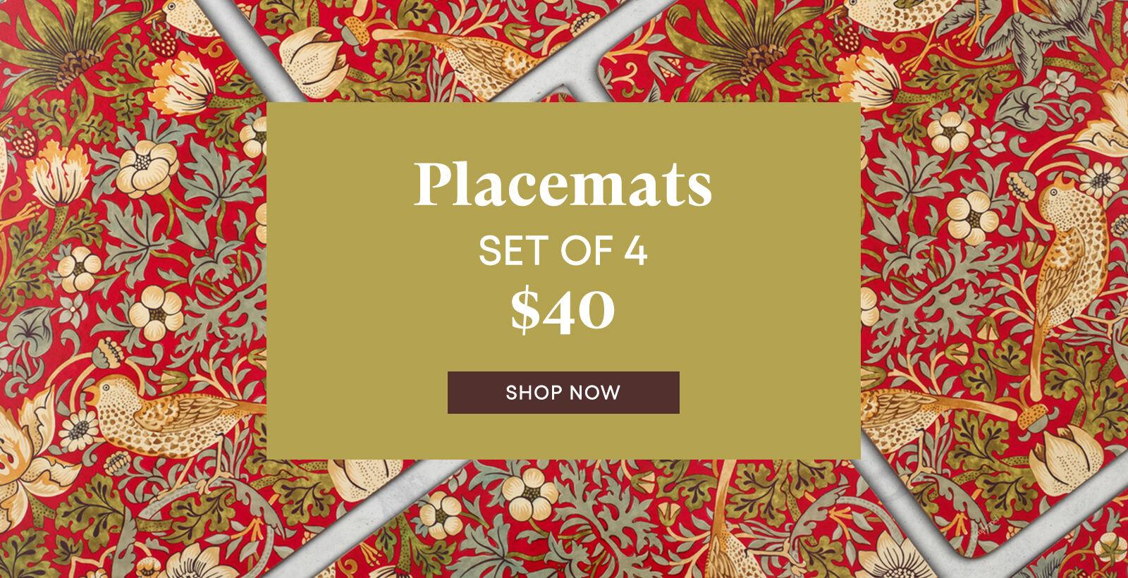 Shop Placemats