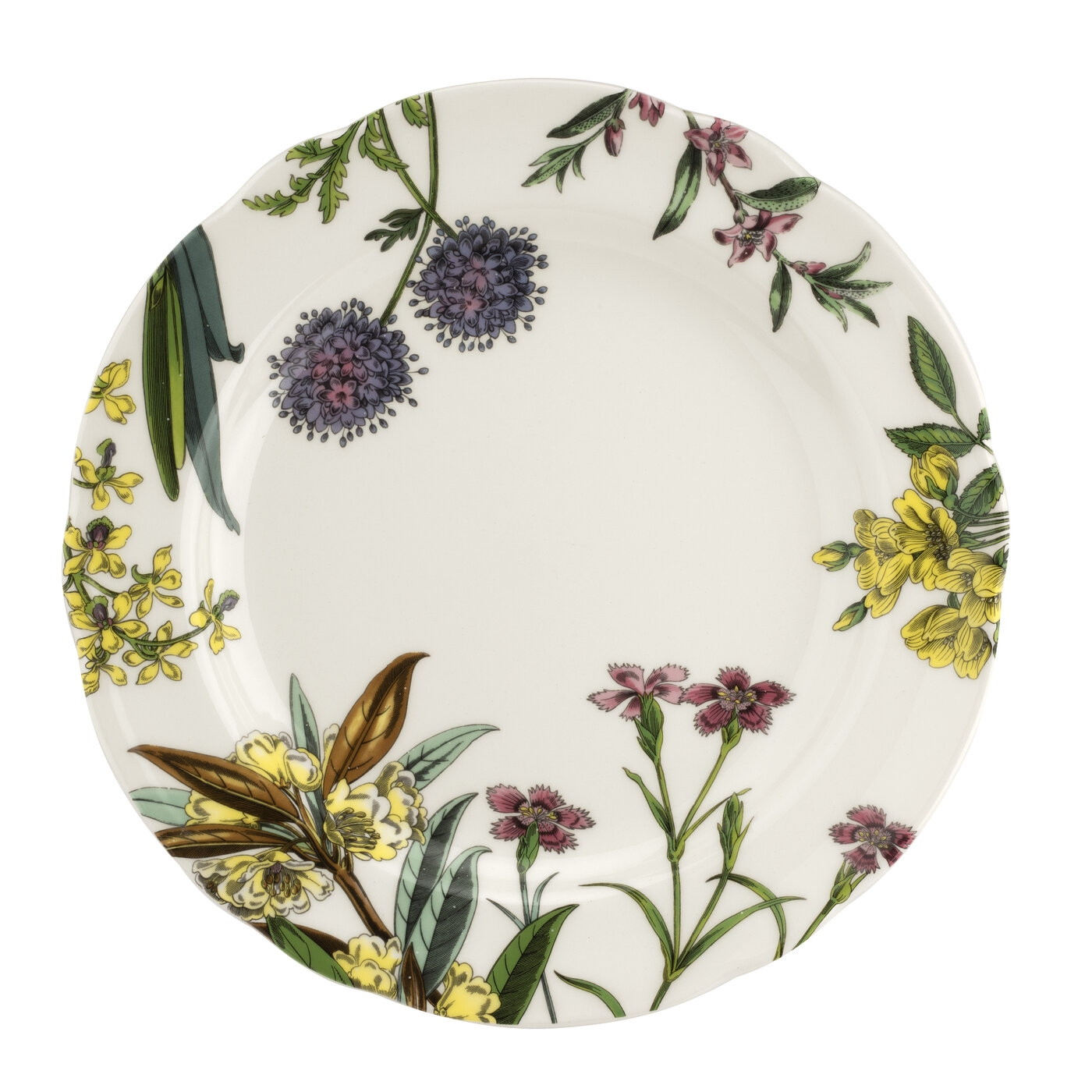 Spode Stafford Blooms 10.5 Inch Dinner Plate image number 0