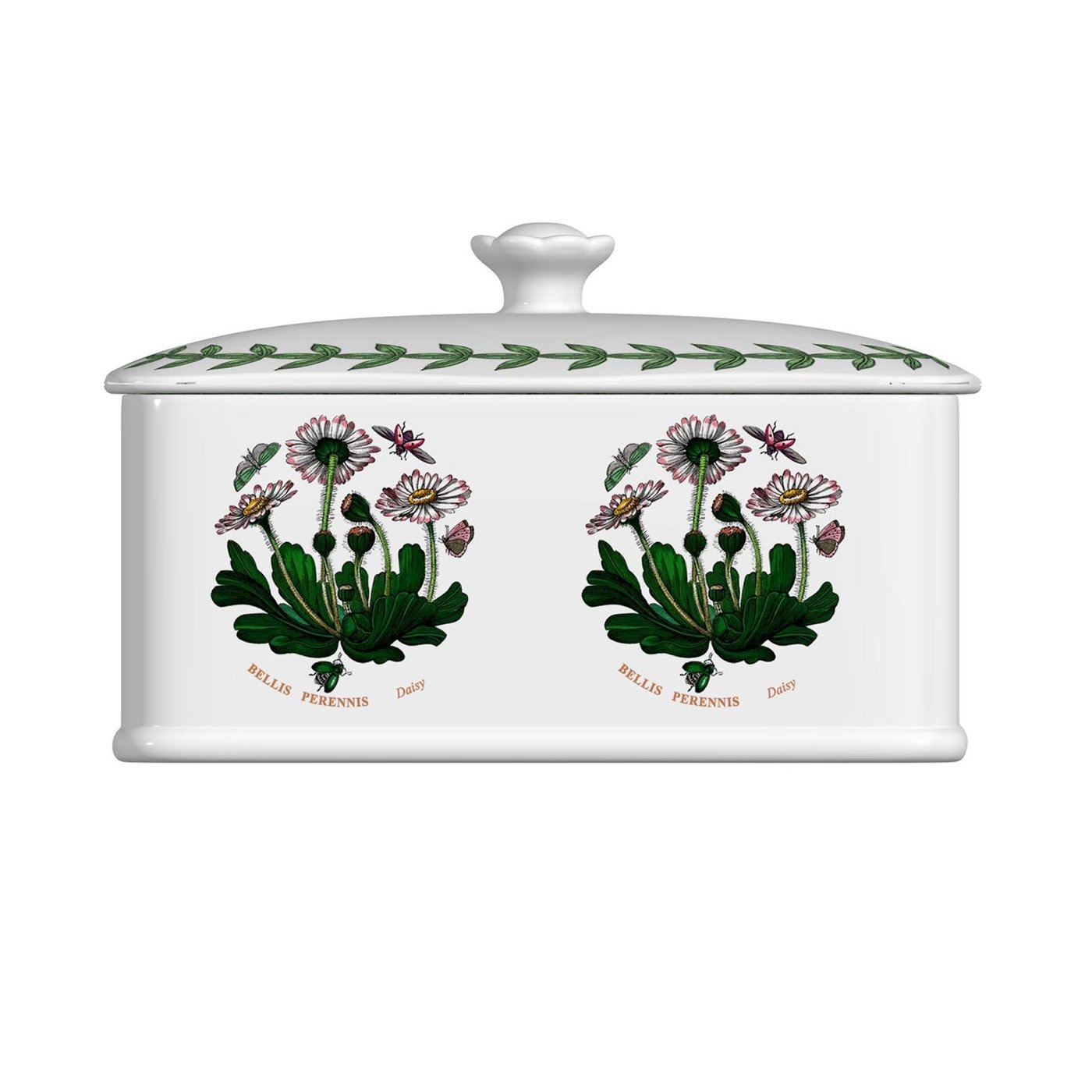 Portmeirion Botanic Garden Covered Treasure Box 6 x 3.5 Inch image number 0