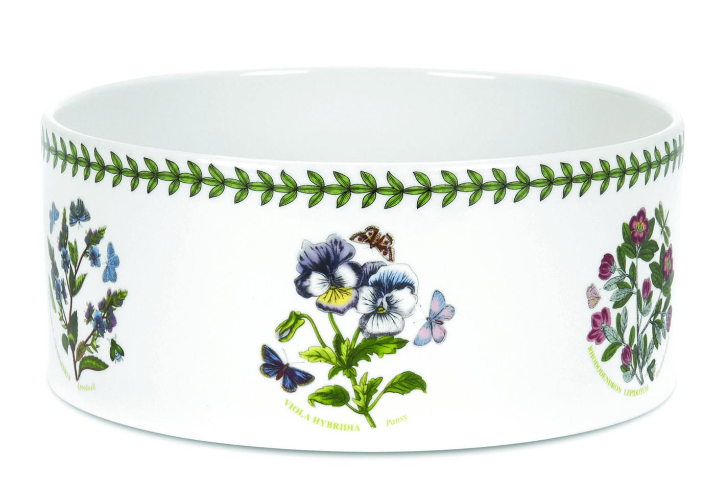 Botanic Garden 8 Inch Souffle Dish (Assorted Motifs) image number 0