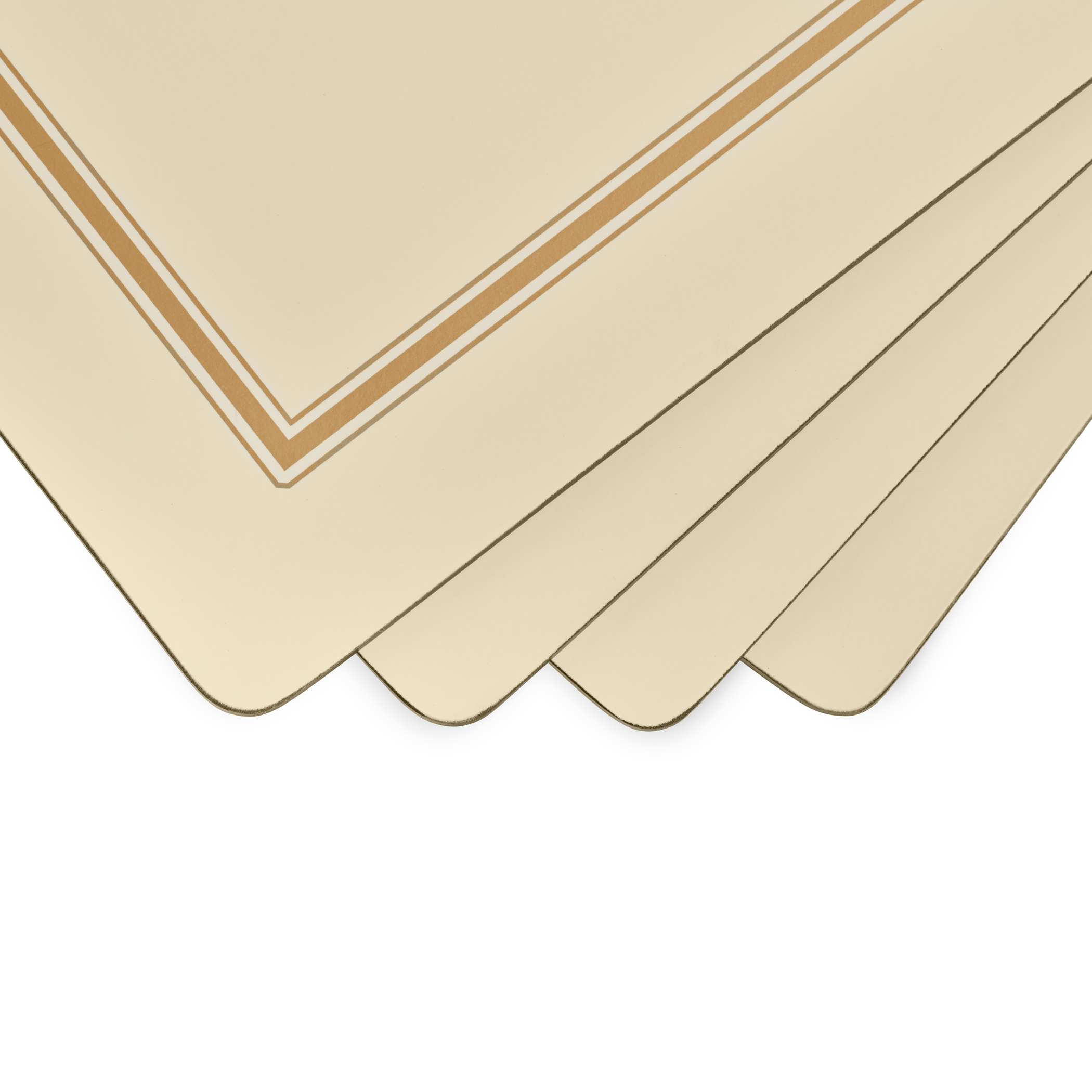Pimpernel Classic Cream Placemats Set of 4 image number 1