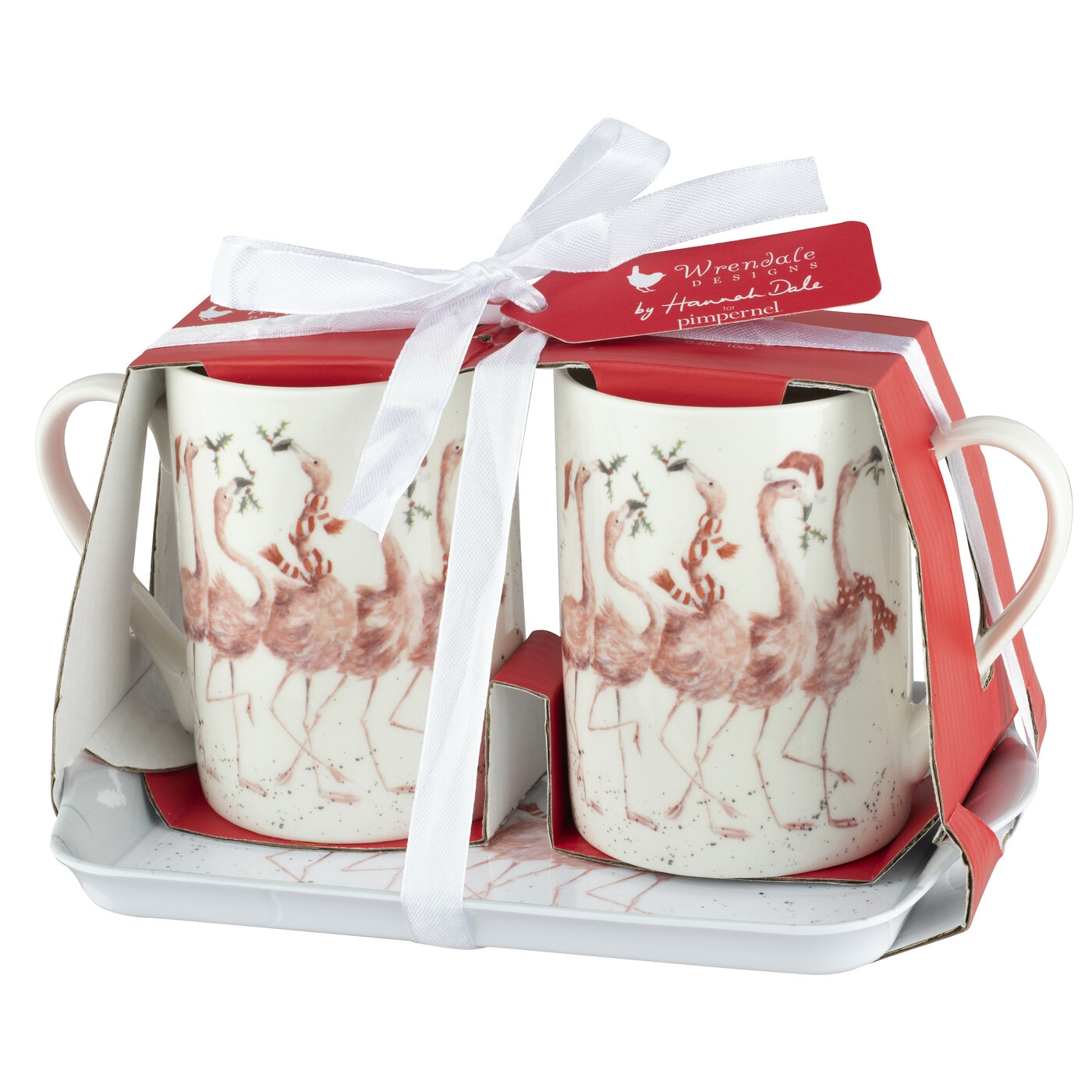 Pimpernel Royal Worcester Wrendale Designs 3 Piece Mug  image number 0