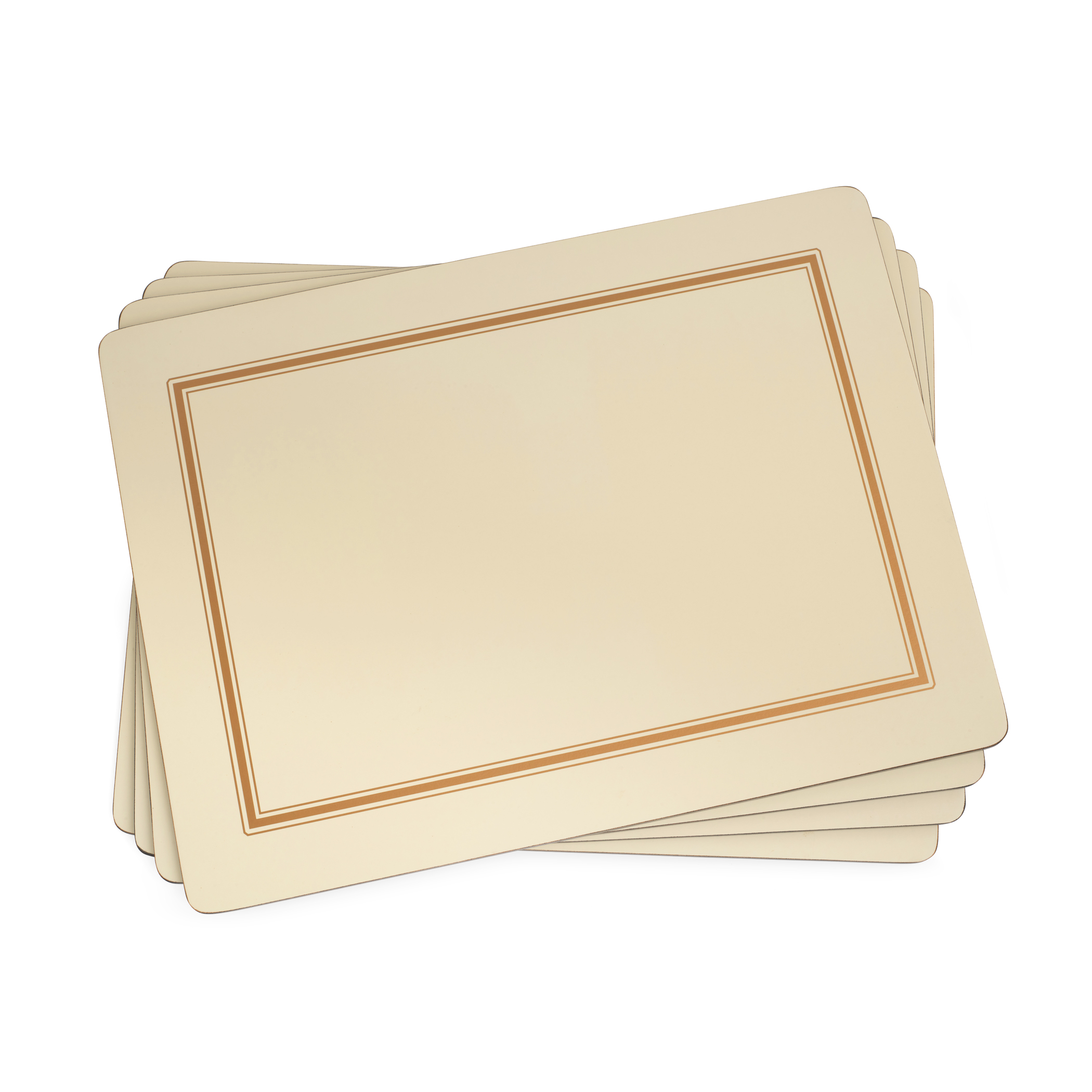 Pimpernel Classic Cream Placemats Set of 4 image number 0