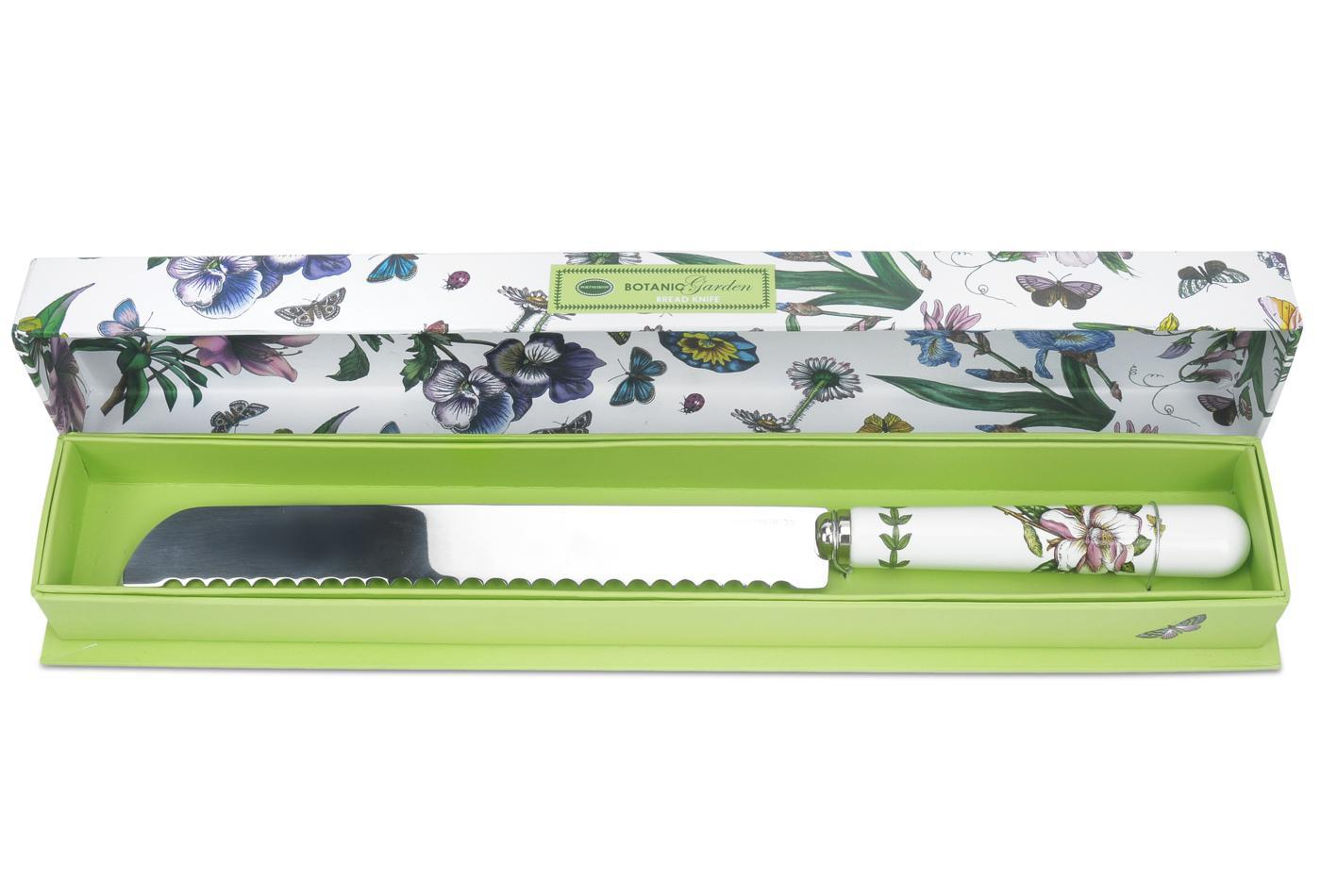 Portmeirion Botanic Garden Bread Knife  image number 0