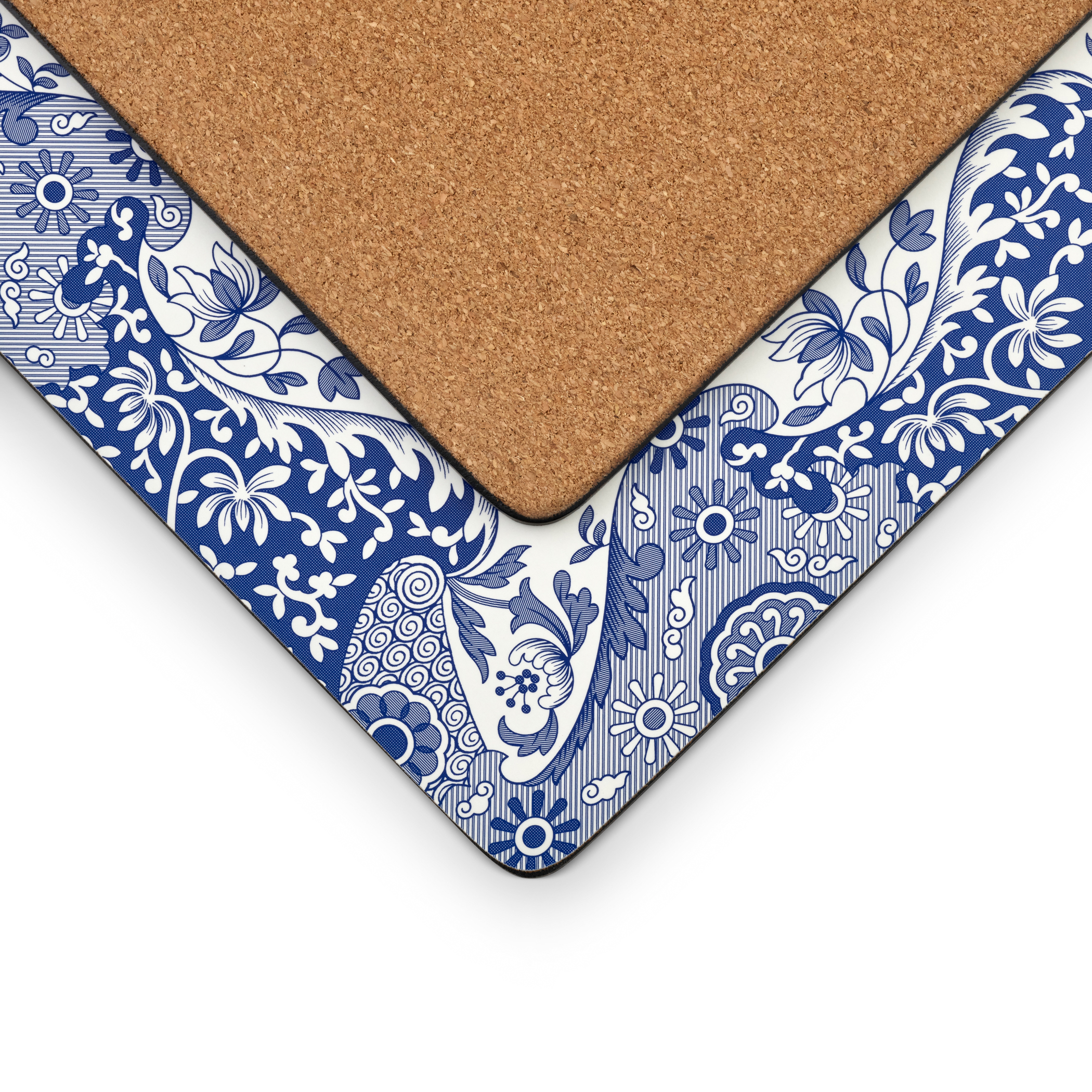 Pimpernel Blue Italian Placemats Set of 4 image number 2